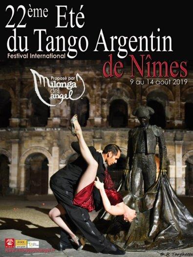 festival Nimes affiche