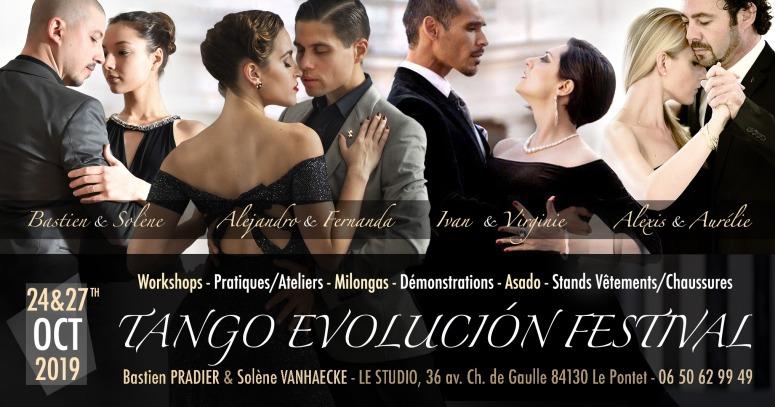 Tango evolucion Fest
