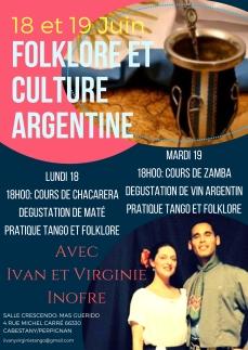 Folklore et culture argentine